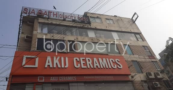 Floor for Rent in Hatirpool, Dhaka - A Commercial Floor Is Available For Rent In Hatirpool Nearby Padma General Hospital Ltd.