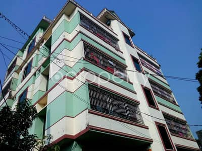 At Panchlaish Ward Nice Flat Up For Rent Near Govt. Ashekane Awlia Degree College