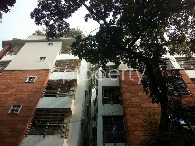 A Nice Residential Flat For Sale Can Be Found In Banani Nearby Banani Bidyaniketan School & College