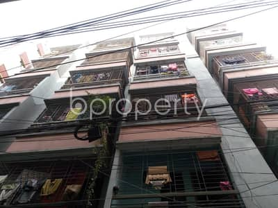 3 Bedroom Flat for Sale in Shahjahanpur, Dhaka - An Apartment Is Ready For Sale At North Shahjahanpur, Near Sonali Bank Limited.