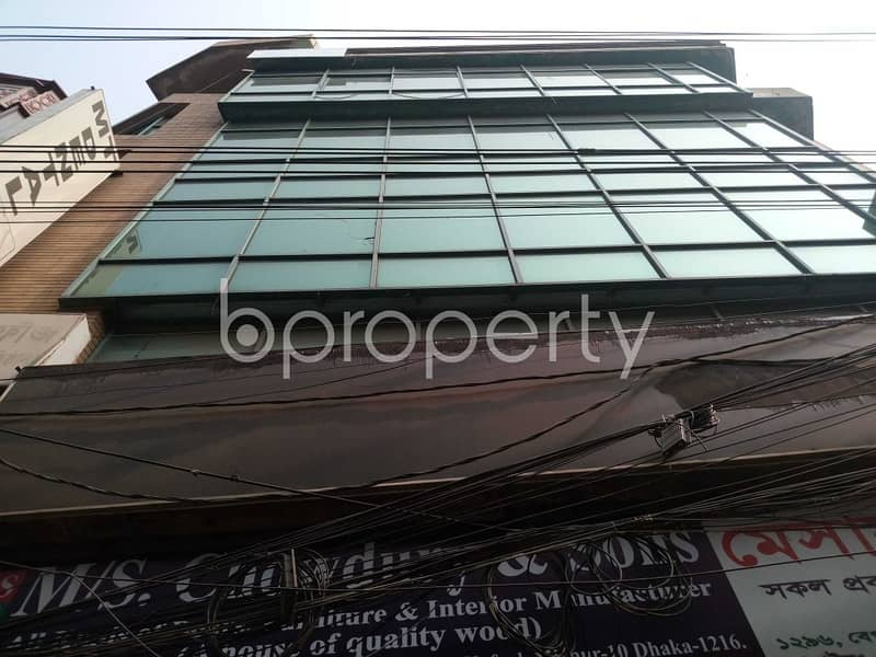 A Commercial Space Is Available For Rent In East Kazipara Nearby Life Aid Specialized Hospital Pvt. Ltd.