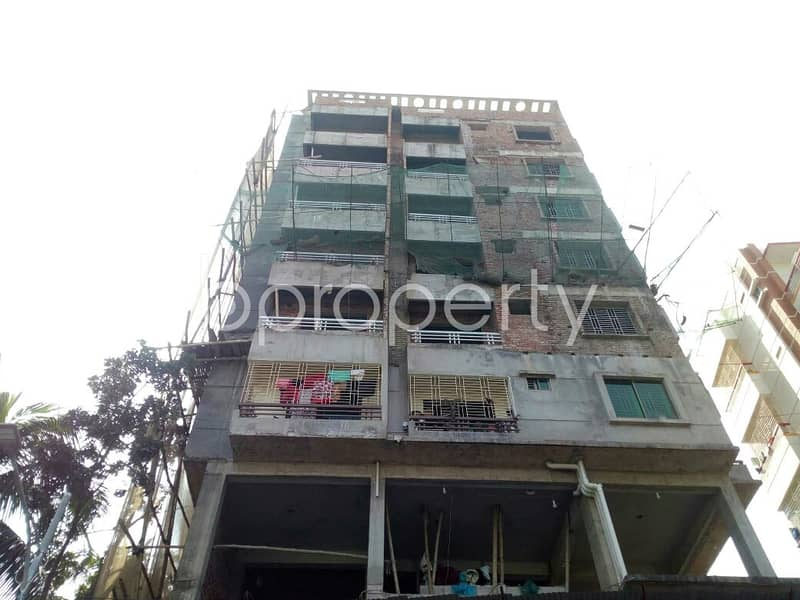 Get Comfortable In A Nice Flat For Sale In Ashoktala Nearby Agrani Bank Limited