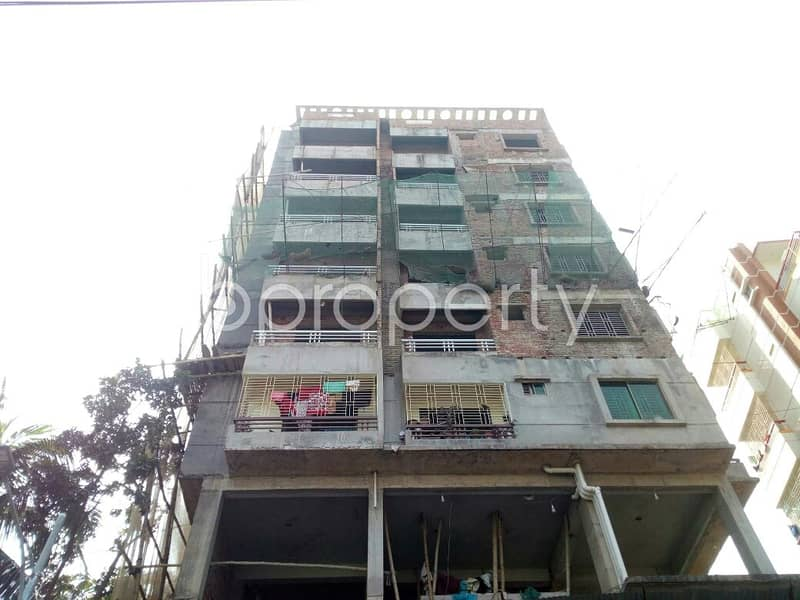 At Ashoktala Nice Flat Up For Sale Near Agrani Bank Limited