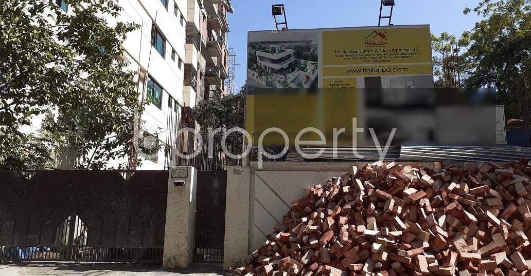 Beautiful And Well-constructed Flat Is Ready For Sale At Uttara Nearby Uttara High School And College