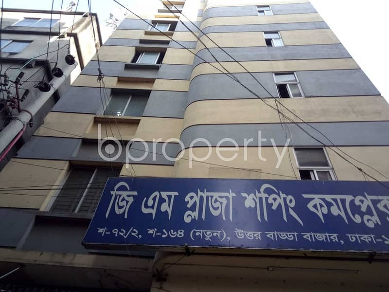 3500 Sq. Ft Office Space For Rent Located In Badda Near To Uttar Badda Siddikya Jame Mosque.