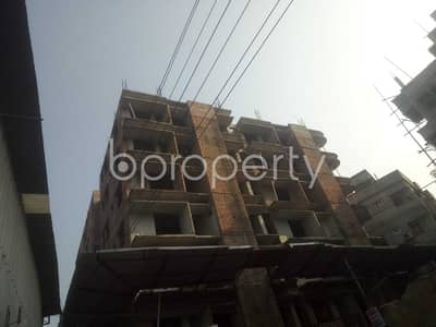 3 Bedroom Apartment for Sale in Badda, Dhaka - Visit This Apartment For Sale In Badda Near Mercantile Bank Limited.