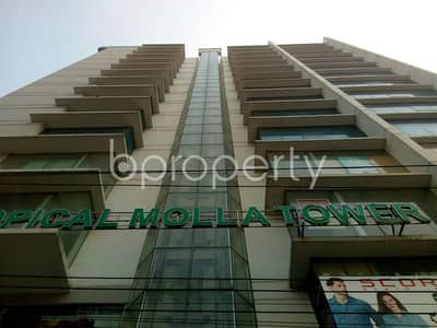 Floor for Sale in Badda, Dhaka - A Commercial Space Is Available For Sale In Badda Nearby Al-Arafah Islami Bank Limited.