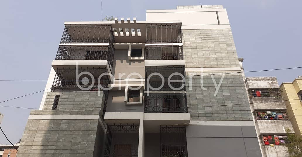 A Studio Apartment Is Waiting For Sale At Uttara Nearby Radical Hospitals