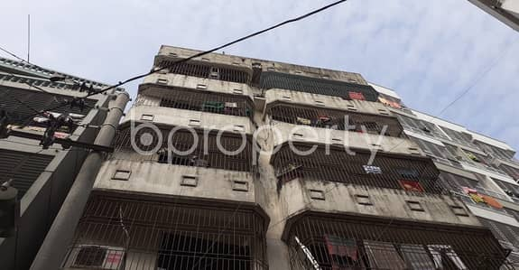 Flat For Rent In Adabor Close To Mansurabad Jame Masjid