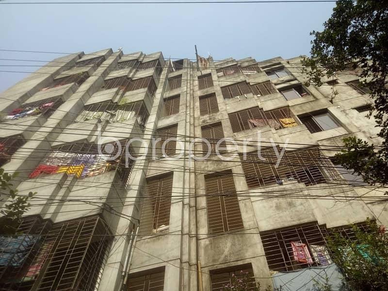 At Borobag, 750 Sq. Ft Flat For Rent Close To Borobag Jame Masjid