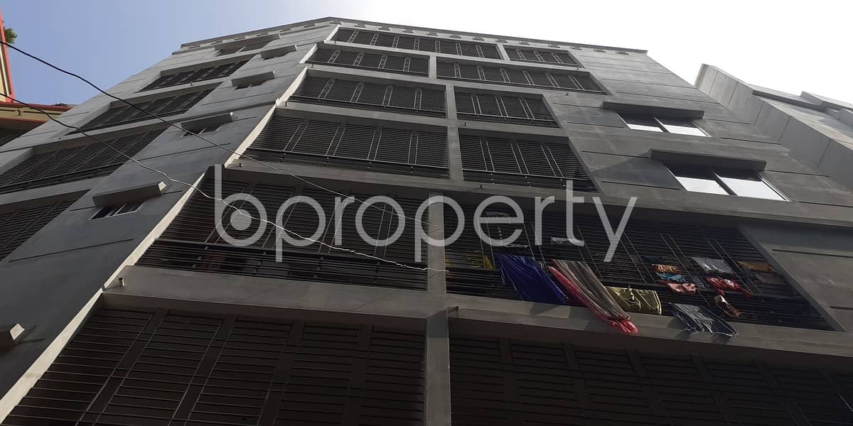 900 Sq. Ft Apartment For Rent In Agargaon Near Agargaon Jame Masjid
