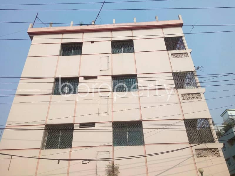 1100 Sq. ft Apartment Is For Rent In Mirpur Nearby City Bank