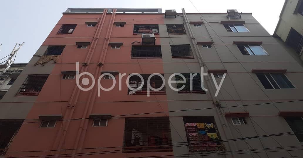 Flat for Rent in Shantinagar close to Shantinagar Jame Masjid