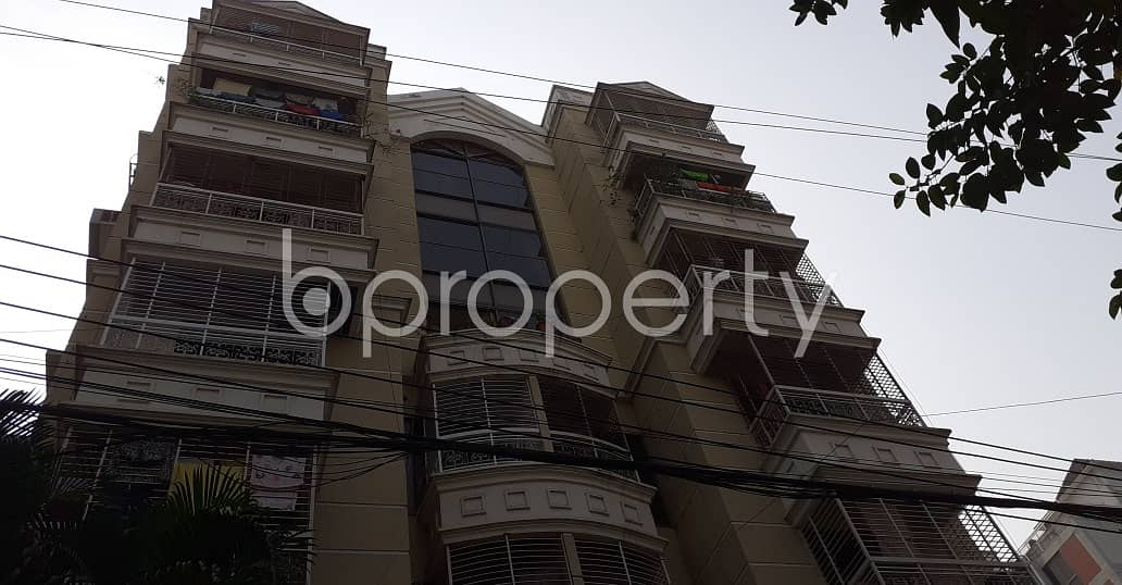 Comfortable And Nicely Planned Flat In Bashundhara For Rent Nearby Bashundhara Eye Hospital
