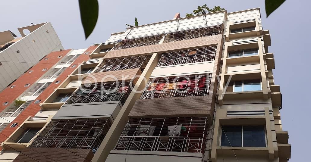 Grab This Flat Up For Rent In Bashundhara Near Bashundhara Eye Hospital