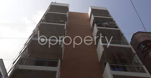 An Apartment Is Ready For Rent At Pallabi , Near Noor E Makka Jame Masjid