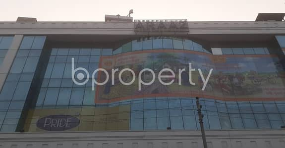 Grab This Shop Up For Sale In Dhanmondi Near Oxford International School