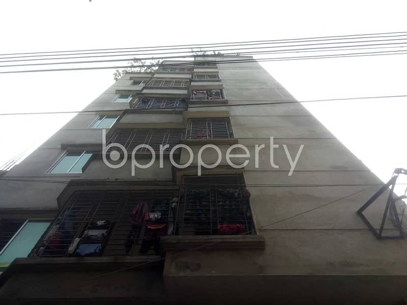 In Mirpur Close To Monipur School A Standard Flat For Rent
