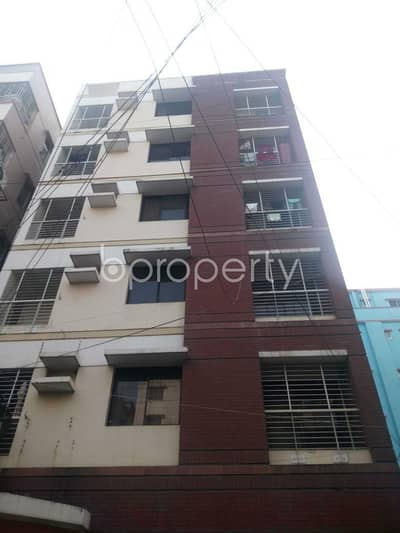 This Flat Is Now Vacant For Rent In Uttara Close To Shanto-mariam University