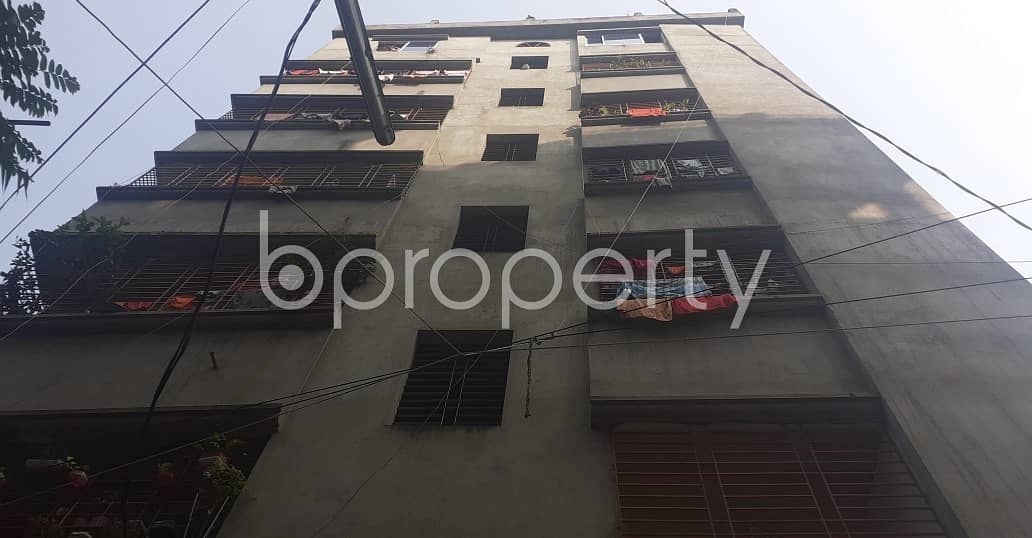Visit This Commercial Office For Rent In Shyamoli Near Bangladesh Krishi Bank