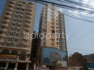 4 Bedroom Apartment for Rent in Halishahar, Chattogram - Plan to move in this 2142 SQ FT flat which is up to Rent in Halishahar near to Ali Shah Mosque