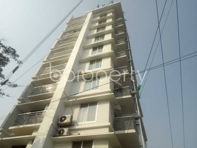 Spaciously Designed And Strongly Structured This Apartment Is Now Vacant For Rent In Bashundhara R-a