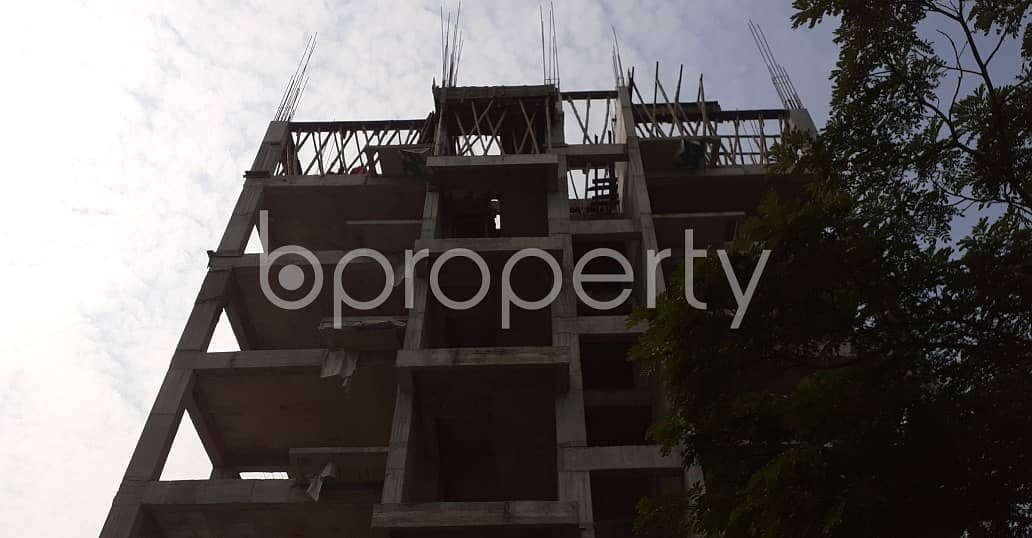 4 Bedroom And 4 Bathroom Apartment For Sale In Bashundhara R-A Near Viquarunnisa Noon School and College.