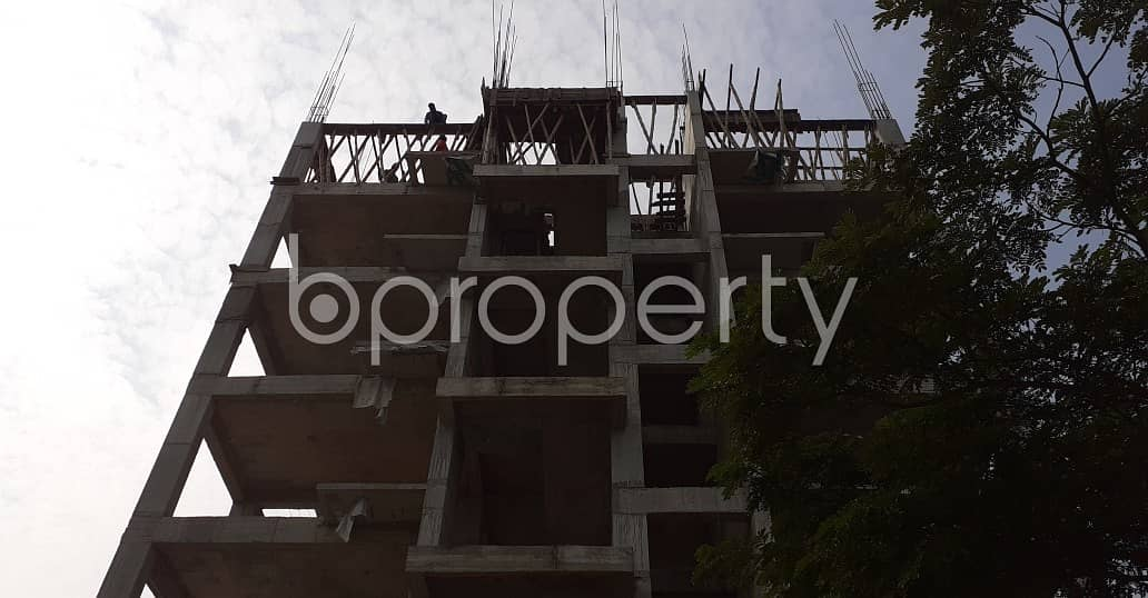 2250 Sq. Ft And 4 Bedroom Apartment Is For Sale In Bashundhara R-A Near Viquarunnisa Noon School and College.