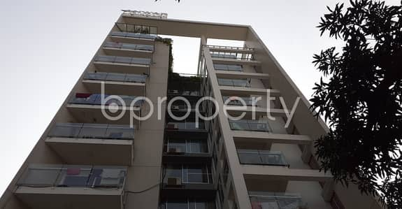 A Lavish Apartment Of 2010 Sq Ft Is Waiting For Rent In Uttara, Sector 4.