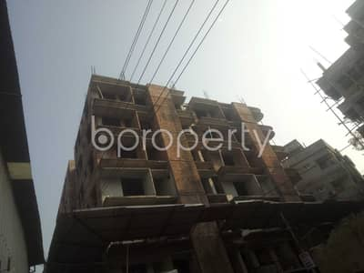 3 Bedroom Apartment for Sale in Badda, Dhaka - 1025 Sq. Ft Flat For Sale In Badda Close To Badda Thana