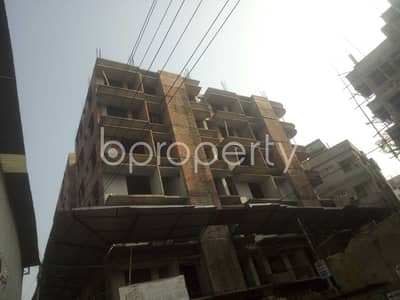 3 Bedroom Flat for Sale in Badda, Dhaka - At Badda, 1075 Sq. Ft Flat For Sale Close To Badda Thana
