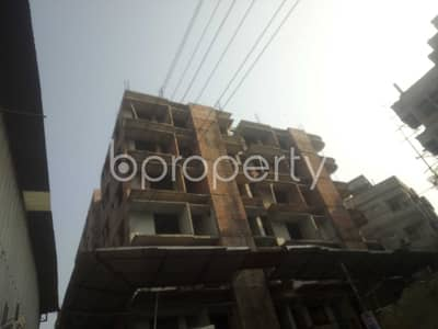 Near Badda Thana, Flat For Sale In Jagannathpur