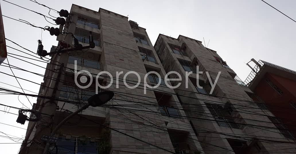 Visit This Apartment For Sale In Dhanmondi Near Chartered University College.
