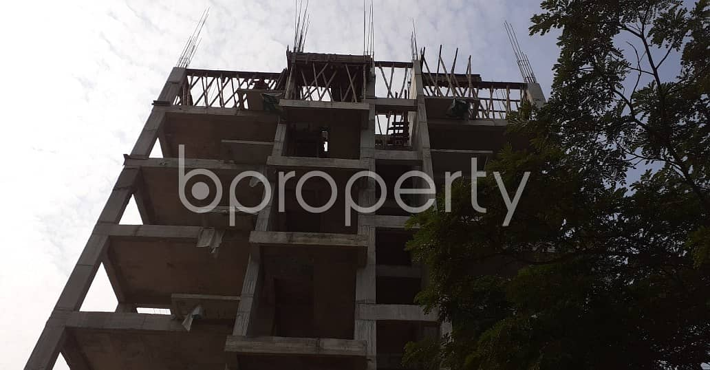 A 2250 Sq. Ft Apartment For Sale In Bashundhara R-A Near Viquarunnisa Noon School and College.