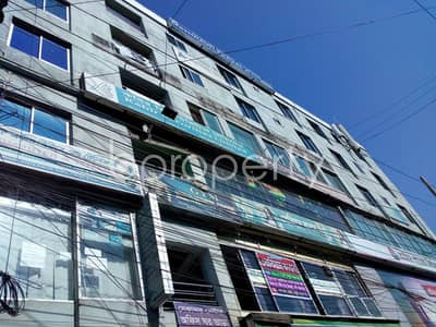 Office for Rent in Bayazid, Chattogram - 1100 Sq Ft An Office Is Up For Rent In The Most Convenient Location Of Bayazid Near Wazedia Post Office