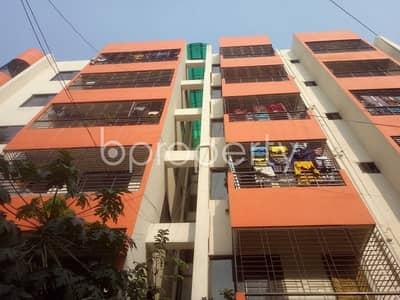 Near Shewrapara Jame Masjid, 1050 Sq. Ft Flat Is Up For Sale In Shewrapara