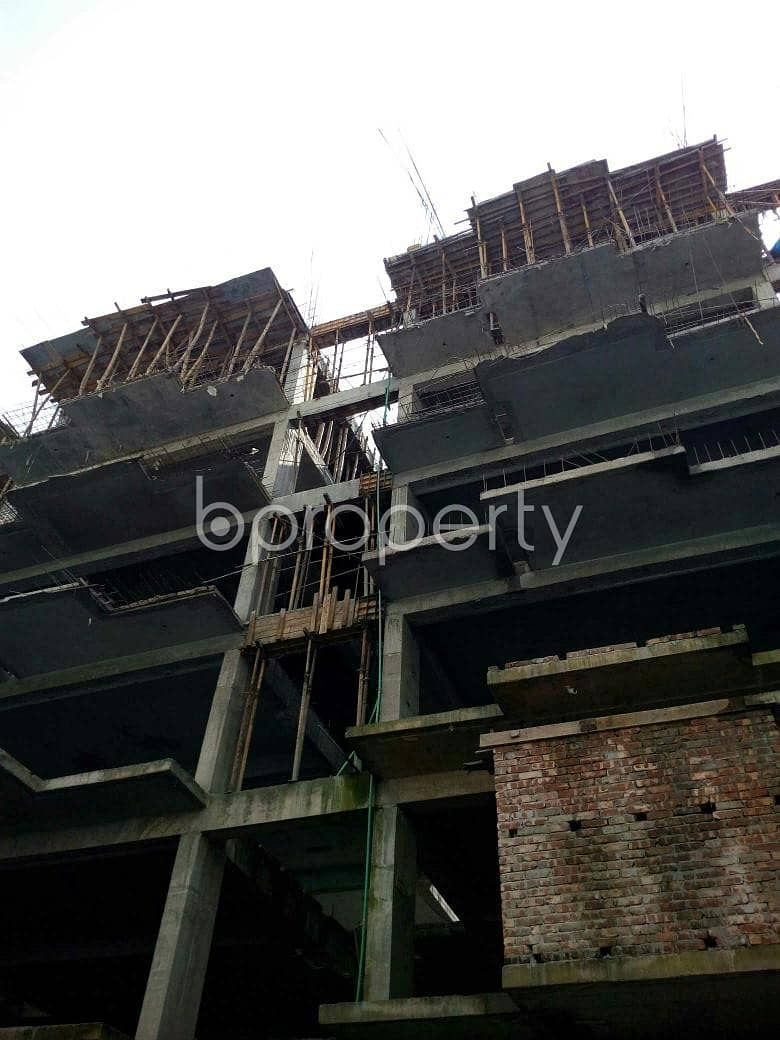 At Mirpur, 1200 Sq. Ft Flat For Sale Close To Kallyanpur Girls School