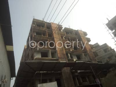 2 Bedroom Flat for Sale in Badda, Dhaka - Reasonable 700 SQ FT flat is available for sale in Badda near to Southeast Bank