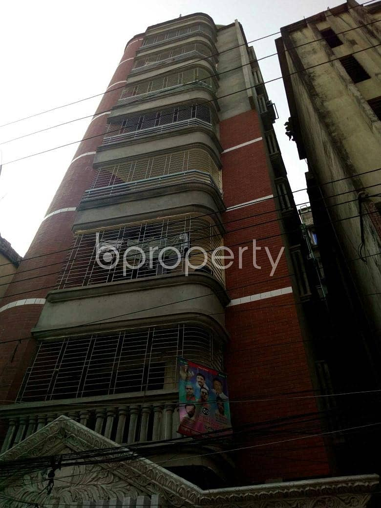 At Darussalam, 1260 Sq. Ft Flat For Sale Close To Darussalam Mazar