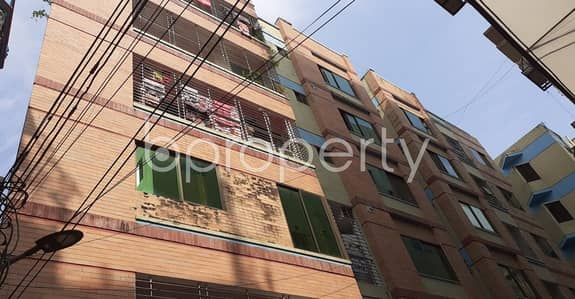 In Lake Circus Road Nearby Masjid-e-baqquatil Mubaraquah, Business Space Is Ready For Rent.