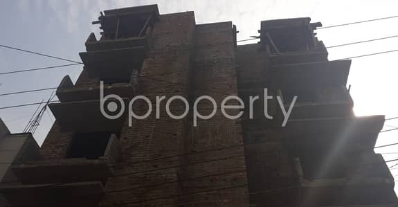 Visit This 1400 Sq Ft Flat For Sale In Uttara Sector 12, Nearby Radical Hospitals