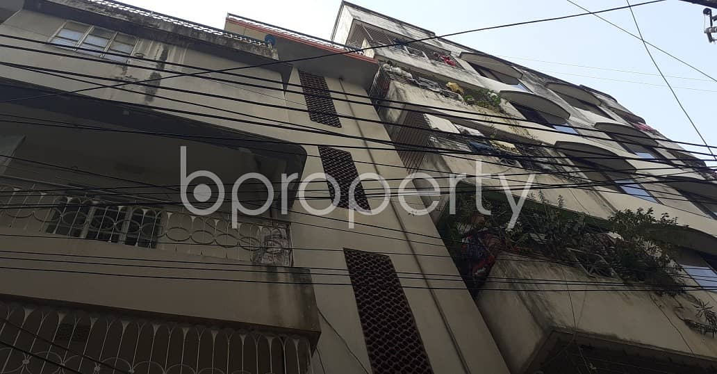 A Beautiful Apartment Is Up For Rent At Crescent Road Near Green Life Medical College And Hospital