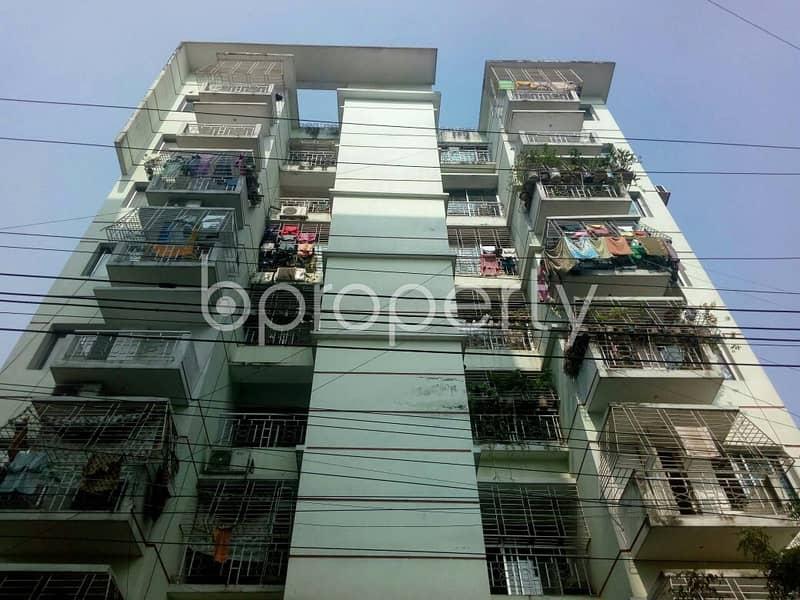 A Beautiful Apartment Of 1760 Sq Ft Is Up For Sale At Dakshin Khan Near Islami Bank Bd Ltd.