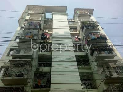 2 Bedroom Flat for Sale in Dakshin Khan, Dhaka - 900 Sq Ft Flat For Sale Covering A Beautiful Area In Dakshin Khan Nearby Islami Bank Bd Ltd.