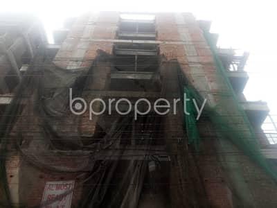 3 Bedroom Flat for Sale in Aftab Nagar, Dhaka - A 1244 Sq Ft Apartment For Sale In Aftab Nagar, Near East West University