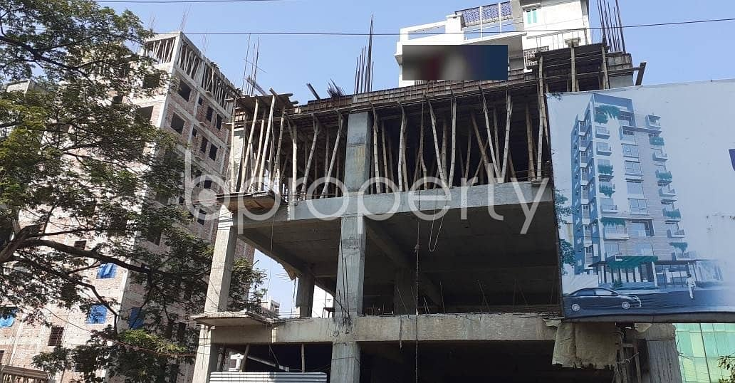 2000 Sq Ft Residential Apartment Is On Sale In Bashundhara Nearby Bashundhara Eye Hospital