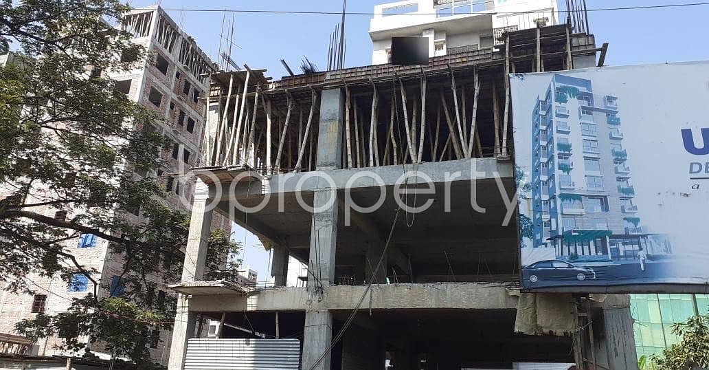 A Beautiful Apartment Covering An Area Of 2000 Sq Ft Is Up For Sale At Bashundhara Near Bashundhara Eye Hospital