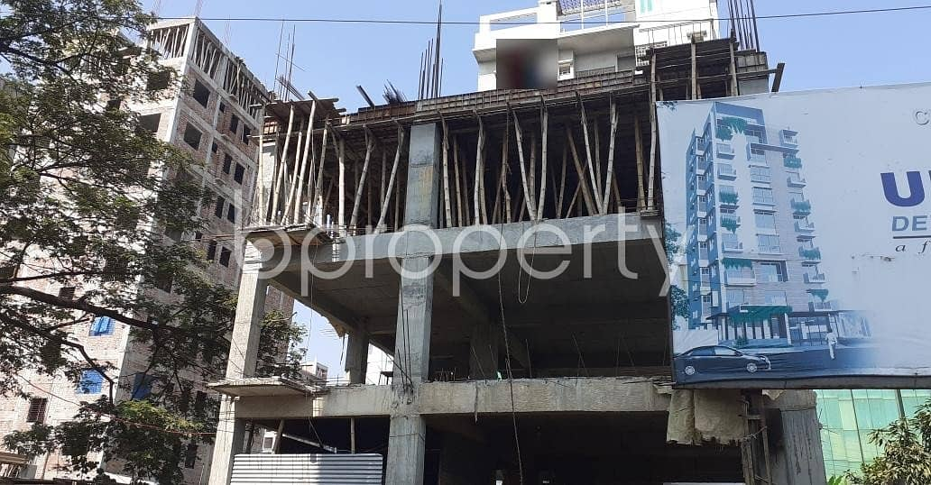 Get Comfortable In A Nice Flat Of 2000 Sq Ft For Sale In Bashundhara Nearby Bashundhara Eye Hospital