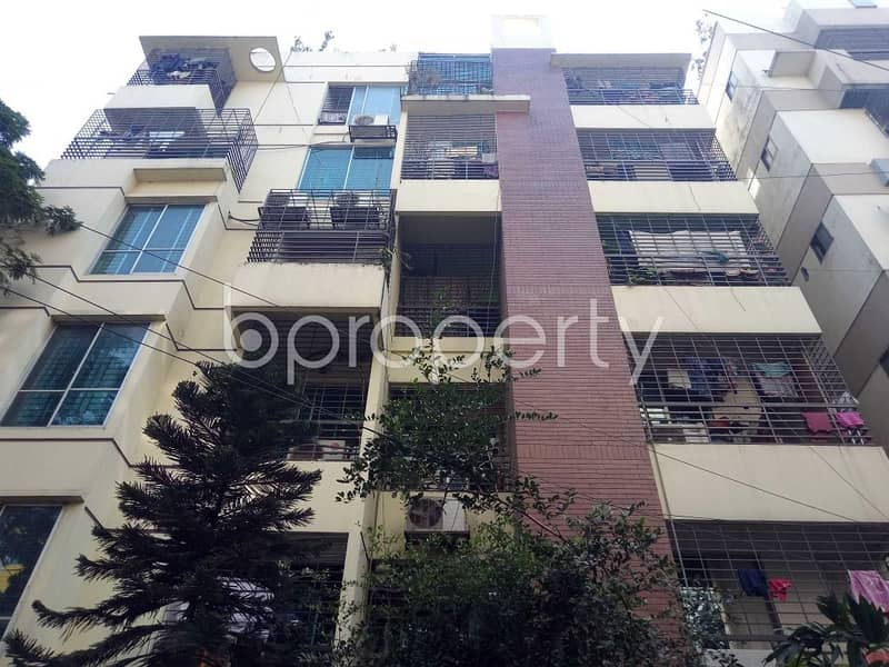 1050 Sq Ft Residential Apartment Is On Sale In Uttara Nearby Baitul Aman Jame Mosque