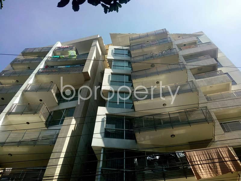 2000 SQ FT flat is now available to Rent nearby Radiant School and College in Khulshi